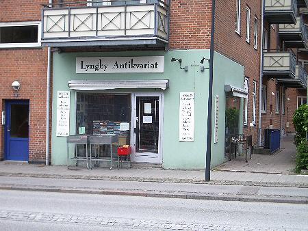 antikvariat nordsjælland